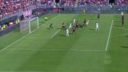 Pisacane si sostituisce a Storari e salva sulla linea, il Cagliari evita il goal della Fiorentina