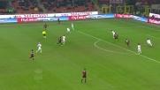Milan-Roma: goal del pareggio di Muntari