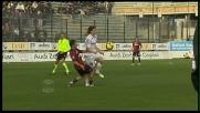 Cagliari in dieci contro la Fiorentina, espulso Cossu