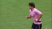 Il colpo di testa di Munoz spaventa la Lazio: palla a lato
