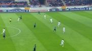 Belec si distende sul tiro potente di Felipe Melo negandogli il goal