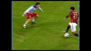 Serginho, doppio passo e cross contro il Cagliari