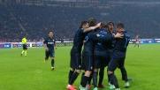 L'Inter pareggia 1 a 1 contro il Milan con un goal di Joel Obi