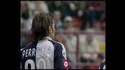 Perrotta salta Maldini e trafigge Dida: Chievo sul 2-0 contro il Milan