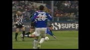 Flachi protesta: espulso l'attaccante della Sampdoria
