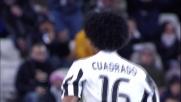 Cuadrado ferma il contropiede del Genoa con un grande tackle