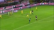 Bacca non sfrutta l'assist di Bertolacci per pochi centimetri