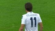 Gilardino su rigore: goal dell'ex a San Siro