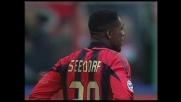 Seedorf, magie sulla fascia a San Siro