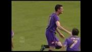 Pasqual piazza il goal di sinistro contro il Cagliari!