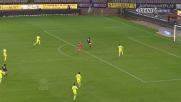 Balotelli non riesce ad approfittare dell'errore di Reina: Napoli ringrazia