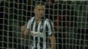 Bonucci, goal contro il Cagliari di puro istinto