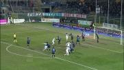 Kucka in terzo tempo di testa fa tremare la traversa a Bergamo