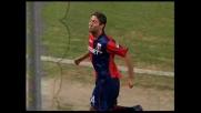 Sculli infiamma il Marassi con un goal che porta il Genoa in vantaggio sulla Roma