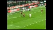 Il goal di Vucinic regala la vittoria alla Roma a San Siro