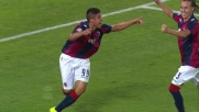 Colpo di testa vincente per Cristaldo: il Bologna volo sul 3-1 contro il Milan