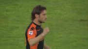 Saetta in porta, splendido goal di Totti sul campo del Bari
