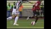 Goal capolavoro di Quagliarella di Udinese-Livorno