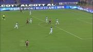 El Shaarawy segna con un destro preciso alla Lazio
