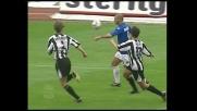 Maniero, un goal da applausi contro l'Udinese