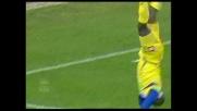 Goal da opportunista per Obinna che porta in vantaggio il Chievo contro l'Udinese