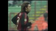 Pirlo dal dischetto porta il Milan in vantaggio contro il Modena