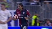 Tap-in vincente di Borriello: il Cagliari riapre i giochi contro la Roma