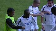 Armero porta in vantaggio l'Udinese a Marassi contro il Genoa