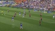Fernando colpisce una traversa incredibile nel derby di Genova