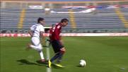 """Thiago Ribeiro """"alleggerisce"""" in calcio d'angolo per l'Atalanta"""