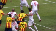 Jeda troppo solo, goal di testa nel derby Bari-Lecce