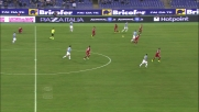 La Lazio raddoppia con Klose all'Olimpico di Roma contro il Cagliari