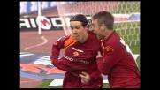 Taddei sblocca il derby di Roma con un goal di testa