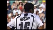 Il palo rovina la festa di Tissone, Udinese a un passo dal goal