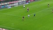 Alex anticipa Giaccherini ed evita il goal del Bologna