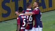 Il goal di Mounier contro l'Udinese