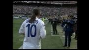 Roberto Baggio dà l'addio al calcio con la sua ultima partita a San Siro