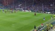 Il goal di Gabbiadini decide il derby della Lanterna
