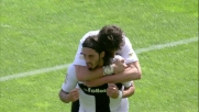 La rete di Schelotto pareggia i conti contro il Genoa al Tardini