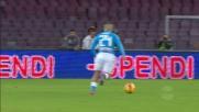 Marchetti respinge il destro potente di Insigne in Napoli-Lazio!