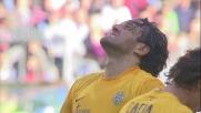 Toni smarrisce la via del goal a Marassi