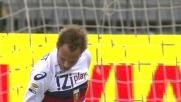 Granqvist, bomber al contrario in Cagliari-Genoa