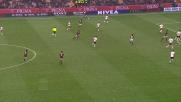 Ibrahimovic espulso per un pugno a Rossi in Milan-Bari