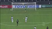 Paletta cerca l'eurogoal da oltre 40 metri: palla alta non di molto contro l'Udinese