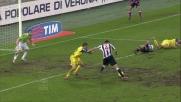 Angella segna il goal del definitivo pareggio al Bentegodi