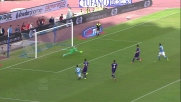 Il goal di Insigne fa esultare il Napoli al San Paolo