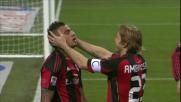 Tutto facile per il goal di Boateng contro il Brescia a San Siro