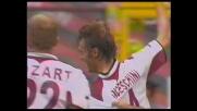 Il goal di Franceschini pareggia i conti tra Milan e Reggina