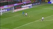 Munoz con un recupero prodigioso salva il Palermo dal goal di Ibrahimovic