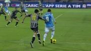 Napoli-Udinese: secondo goal di Pandev